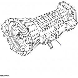 Käigukast ZF4HP22 2,5L M51