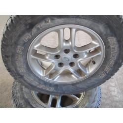"Veljed 17"" Land Rover"