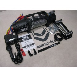 Bearmach Power Mach 9500LBS Winch 12V