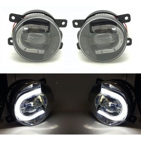 LED udutuled/ päevasõidutuled D4 RRS
