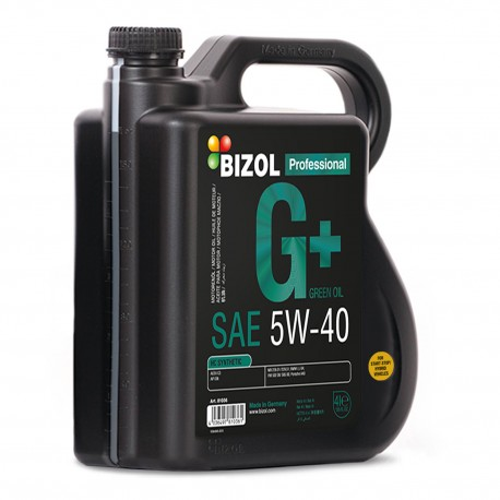 BIZOL Green Oil+ 5W-40 4L