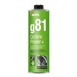 BIZOL Octane Power+ g81 0,25ml