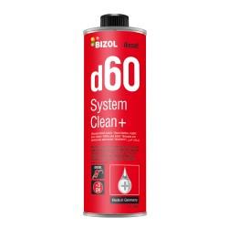 BIZOL Diesel System Clean+ d60 0,25ml